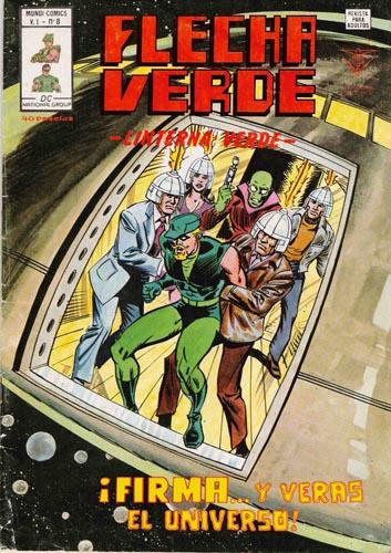 [Valenciana, Vértice, Bruguera] DC Comics 0819