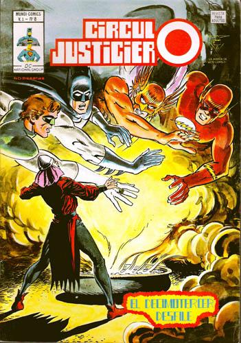 [Valenciana, Vértice, Bruguera] DC Comics 0820