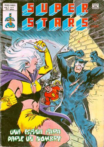 [Valenciana, Vértice, Bruguera] DC Comics 0821