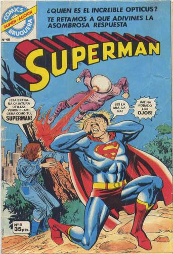 [Valenciana, Vértice, Bruguera] DC Comics 0823