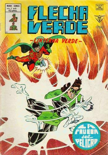 [Valenciana, Vértice, Bruguera] DC Comics 0918