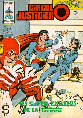 [Valenciana, Vértice, Bruguera] DC Comics 0919