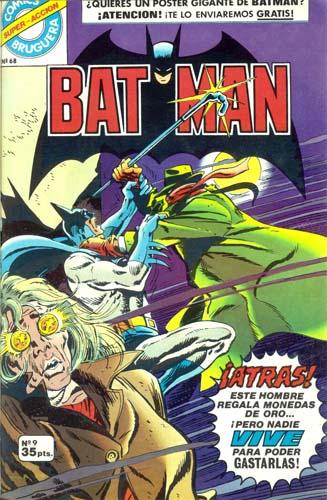 [Valenciana, Vértice, Bruguera] DC Comics 0923