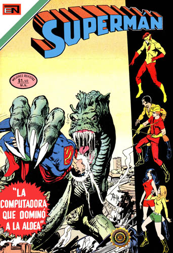 [Editorial NOVARO] Universo DC 093010