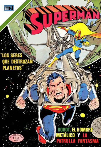 [Editorial NOVARO] Universo DC 093610