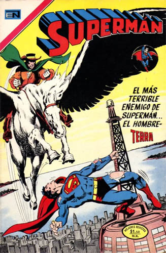 [Editorial NOVARO] Universo DC 094310
