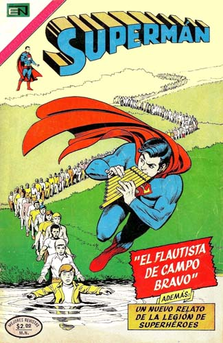 [Editorial NOVARO] Universo DC 094710
