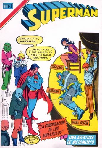 [Editorial NOVARO] Universo DC 096610