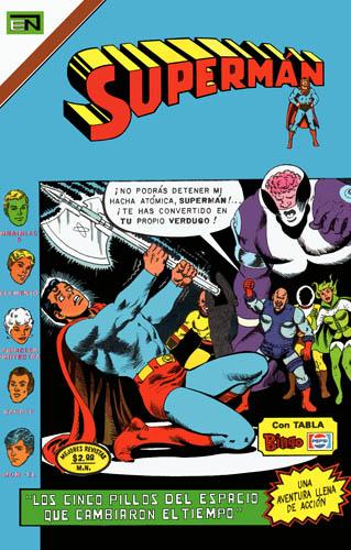 [Editorial NOVARO] Universo DC 099410
