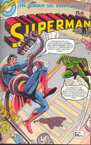 [Valenciana, Vértice, Bruguera] DC Comics 1023