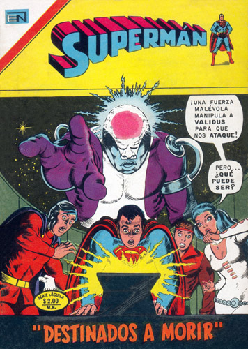 [Editorial NOVARO] Universo DC 102410