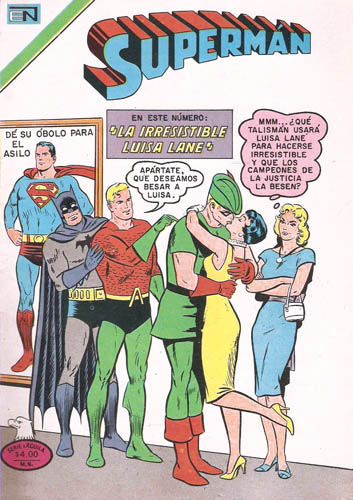 [Editorial NOVARO] Universo DC 111310