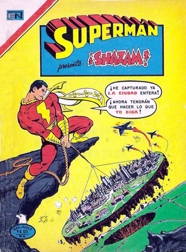 [Editorial NOVARO] Universo DC 111510
