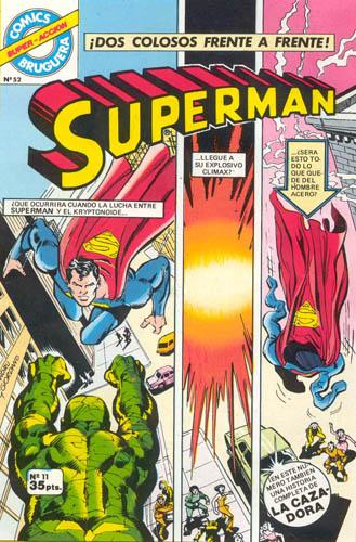 [Valenciana, Vértice, Bruguera] DC Comics 1118