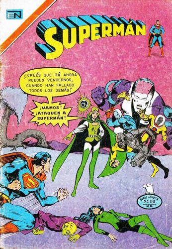 [Editorial NOVARO] Universo DC 111910