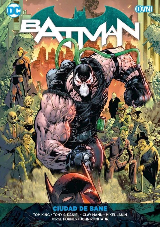 [OVNI Press] DC Comics 1120