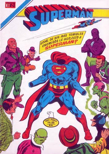 [Editorial NOVARO] Universo DC 112610