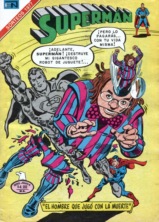 [Editorial NOVARO] Universo DC 115010