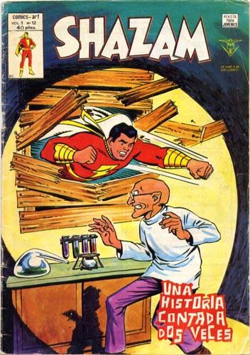 [Valenciana, Vértice, Bruguera] DC Comics 1217