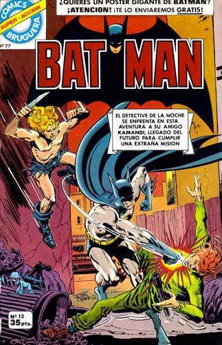 [Valenciana, Vértice, Bruguera] DC Comics 1221