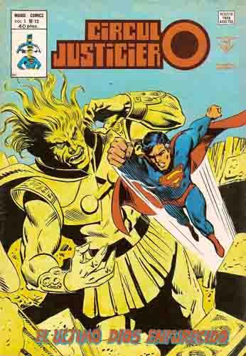 [Valenciana, Vértice, Bruguera] DC Comics 1316