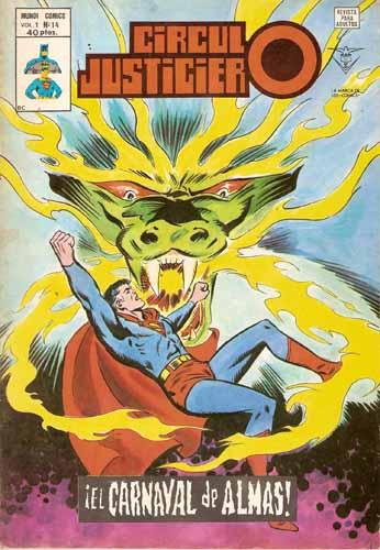 [Valenciana, Vértice, Bruguera] DC Comics 1418