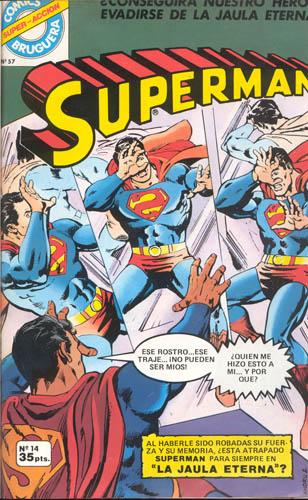 [Valenciana, Vértice, Bruguera] DC Comics 1420