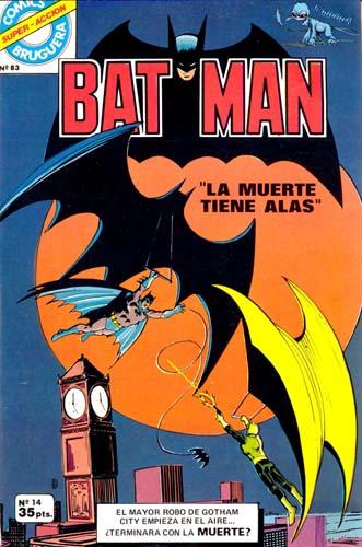 [Valenciana, Vértice, Bruguera] DC Comics 1421