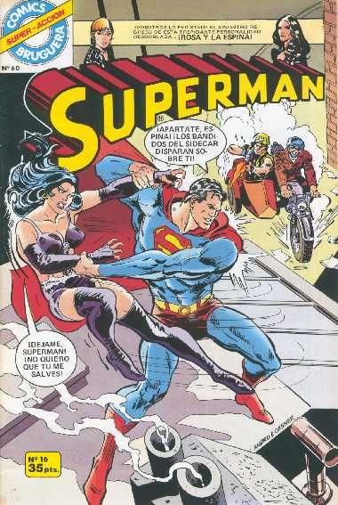 [Valenciana, Vértice, Bruguera] DC Comics 16b10