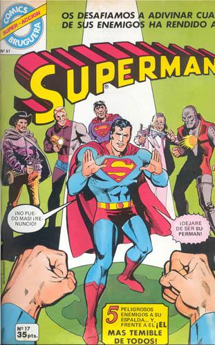[Valenciana, Vértice, Bruguera] DC Comics 1713