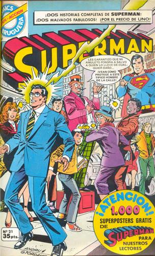 [Valenciana, Vértice, Bruguera] DC Comics 2113