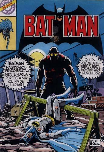 [Valenciana, Vértice, Bruguera] DC Comics 2114