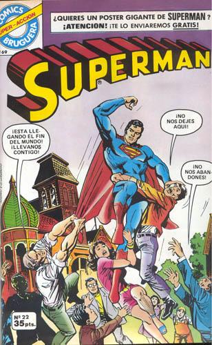 [Valenciana, Vértice, Bruguera] DC Comics 2212