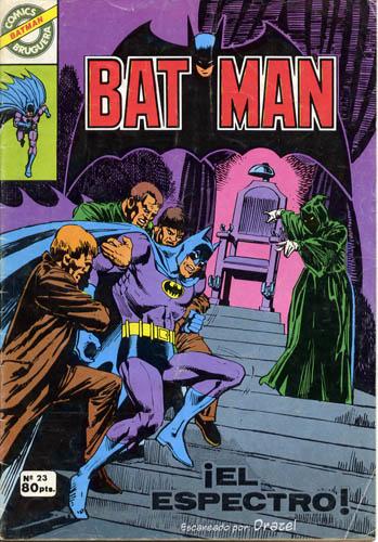 [Valenciana, Vértice, Bruguera] DC Comics 2313