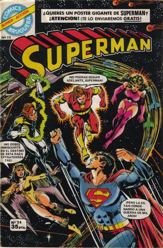 [Valenciana, Vértice, Bruguera] DC Comics 2412