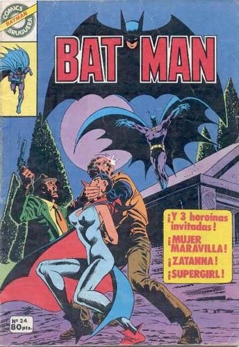[Valenciana, Vértice, Bruguera] DC Comics 2413