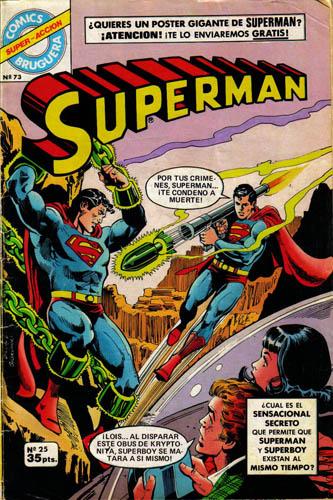 [Valenciana, Vértice, Bruguera] DC Comics 2512