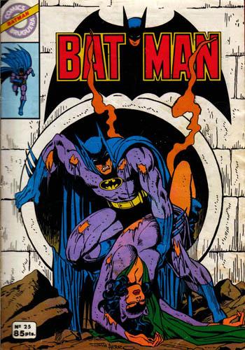 [Valenciana, Vértice, Bruguera] DC Comics 2513