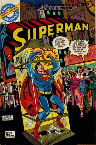 [Valenciana, Vértice, Bruguera] DC Comics 2611