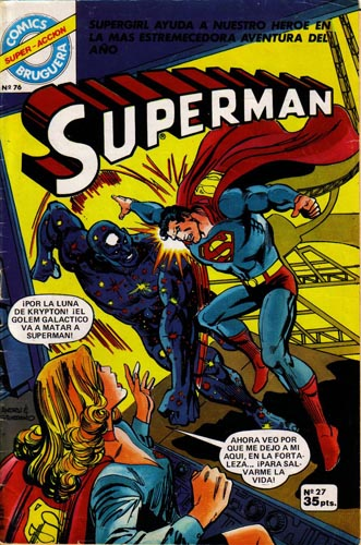 [Valenciana, Vértice, Bruguera] DC Comics 2711