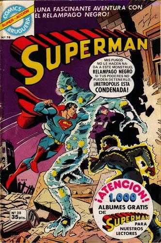[Valenciana, Vértice, Bruguera] DC Comics 2811