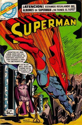 [Valenciana, Vértice, Bruguera] DC Comics 2911