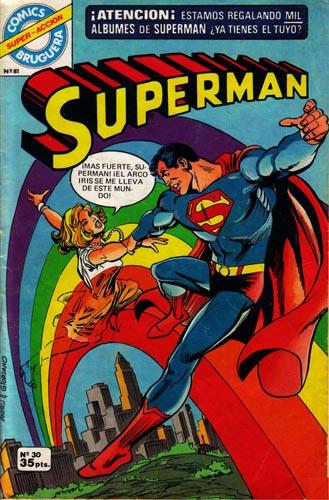 [Valenciana, Vértice, Bruguera] DC Comics 3010