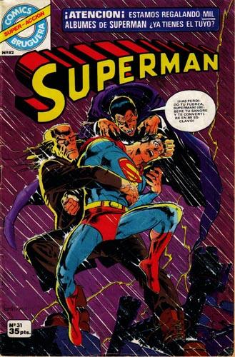 [Valenciana, Vértice, Bruguera] DC Comics 3110