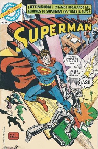 [Valenciana, Vértice, Bruguera] DC Comics 3210