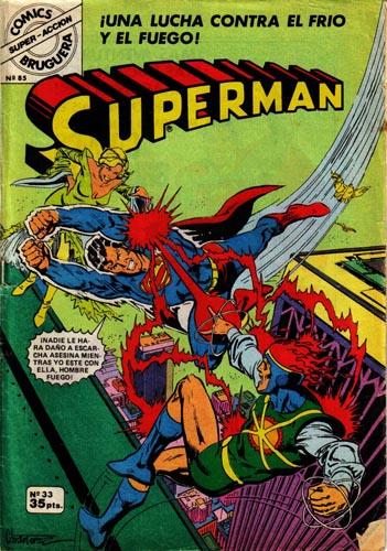 [Valenciana, Vértice, Bruguera] DC Comics 3310