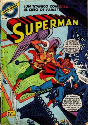 [Valenciana, Vértice, Bruguera] DC Comics 3510