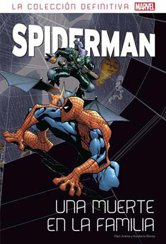 [Marvel - SALVAT] SPIDERMAN La Colección Definitiva en Argentina 37_mue10