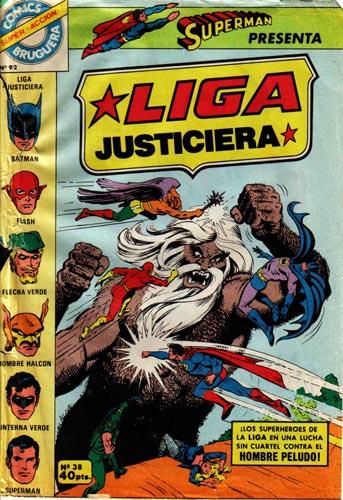 [Valenciana, Vértice, Bruguera] DC Comics 3810
