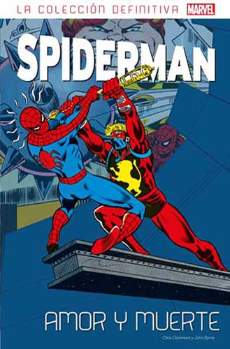 21-22 - [Marvel - SALVAT] SPIDERMAN La Colección Definitiva en Argentina 38_amo10